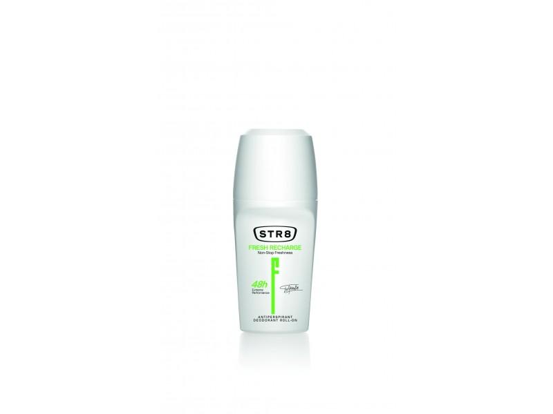 STR8 Fresh Recharge Antyperspiracyjny dezodorant w kulce 50 ml