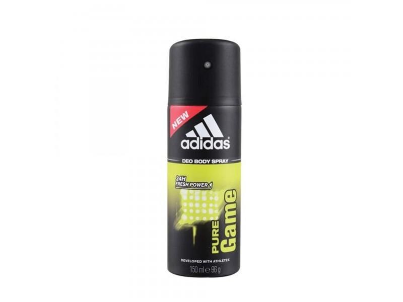 Adidas Pure Game Dezodorant w sprayu 150 ml