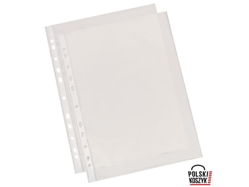 Esselte Koszulki krystaliczne A4 55 mic. 100 sztuk