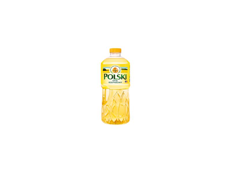 Polski olej rzepakowy 3 l