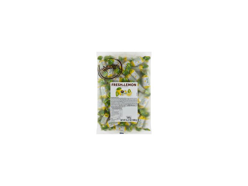 Wawel Fresh & Lemon Cukierki w bia³ej polewie 1000 g