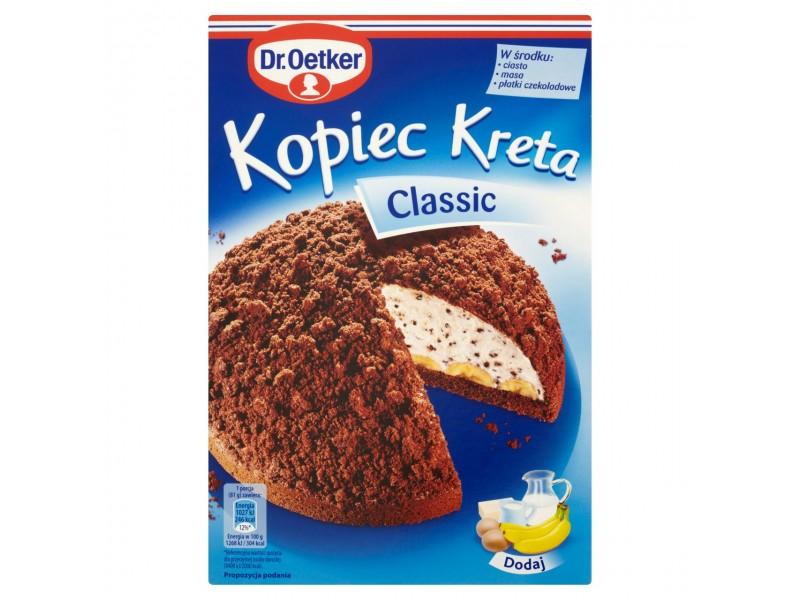 Dr. Oetker Kopiec Kreta Classic Ciasto 410 g