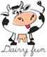 Dairy fun