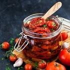 Pomidory suszone i w oleju