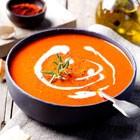 Świeże zupy i dania