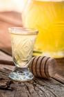 Miody pitne
