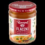 Pamapol Flaczki w rosole dobrze doprawione 500 g - Pamapol - Konserwy i przetwory mięsne - 1